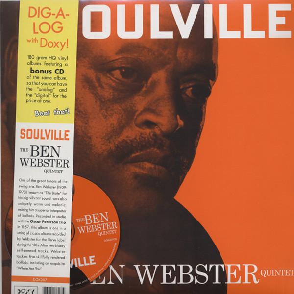 Soulville (180g LP & CD)