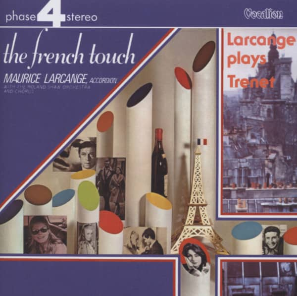 The French Touch & Lacrange Plays Trenet