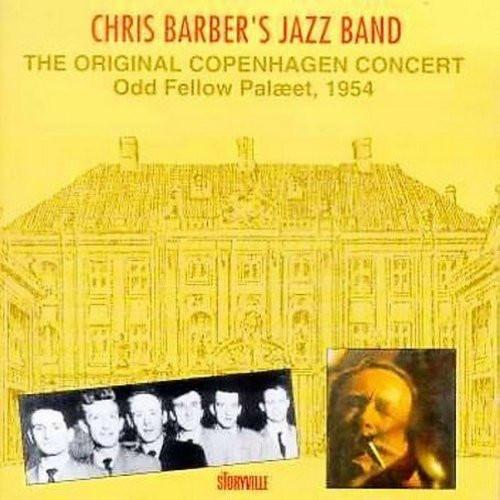 Original Copenhagen Concert, Odd Fellow Paleet 1954