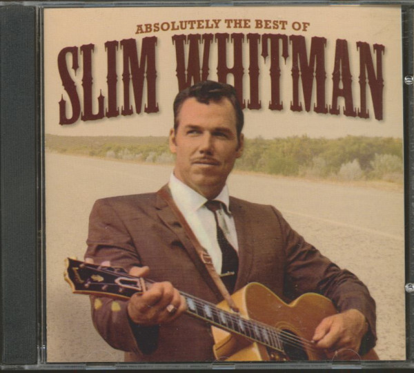 Absolutely The Best Of Slim Whitman (CD)