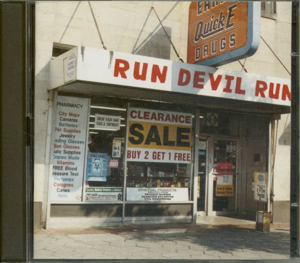 Run Devil Run (CD)