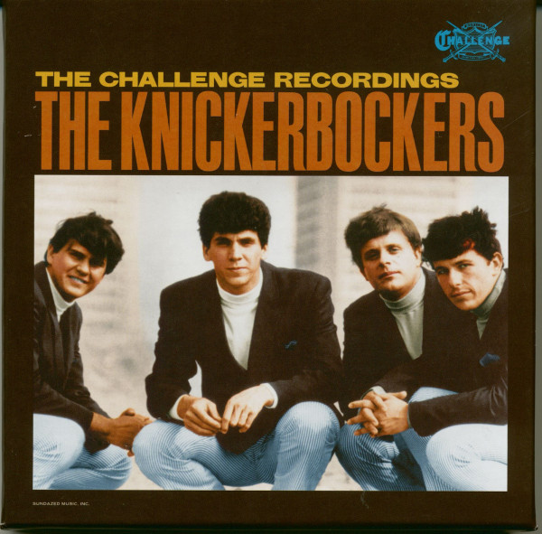 The Challenge Recordings - 4 CD Boxed Set