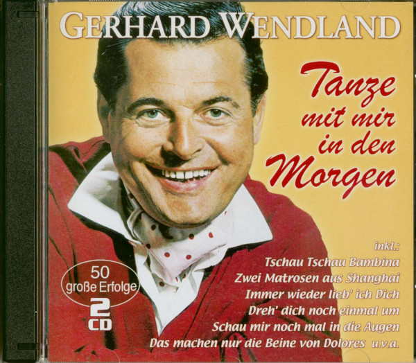 Tanze mit mir in den Morgen - 50 große Erfolge (2-CD)