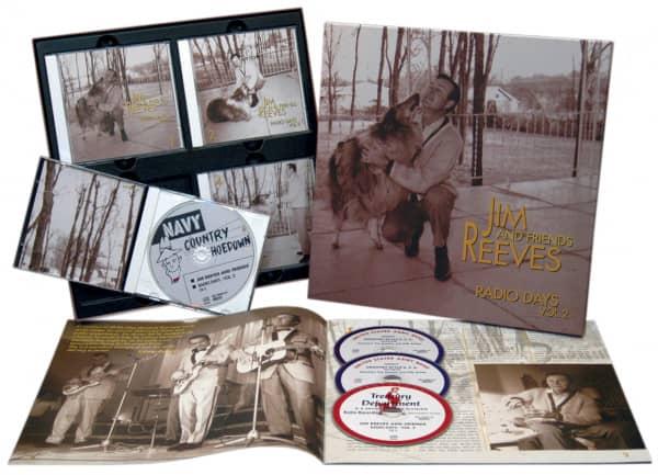 Radio Days Vol.2 (4-CD)