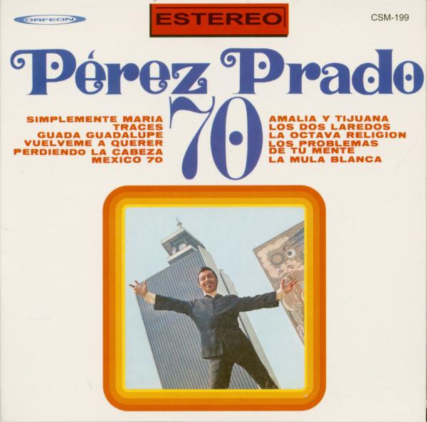 Damaso Perez Prado 70 - Stereo (CD)