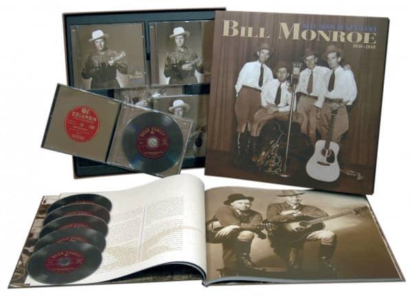 1936-1949 (6-CD Deluxe Box Set)
