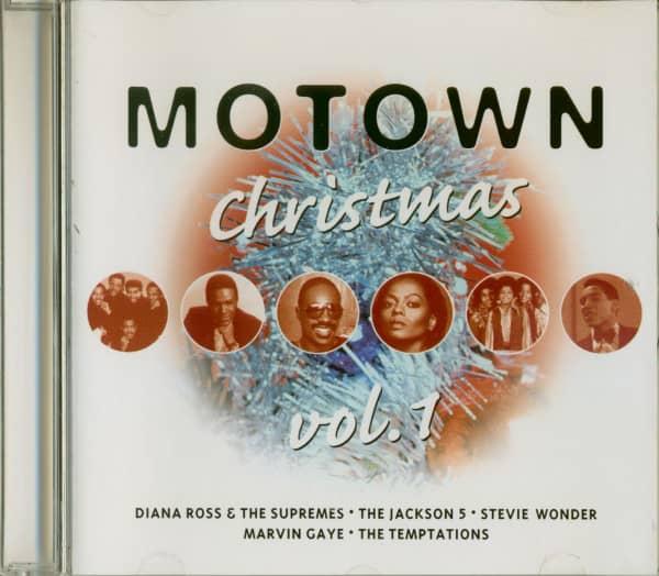 Motown Christmas Vol.1 (CD)