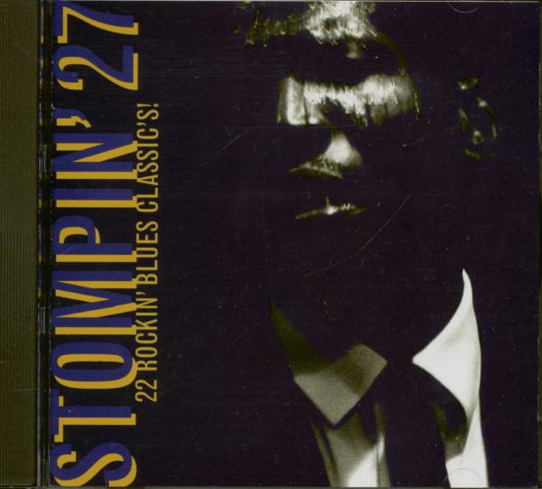 Stompin' Vol.27 (CD)