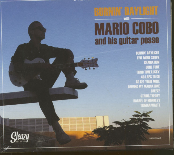 Burnin' Daylight (CD)