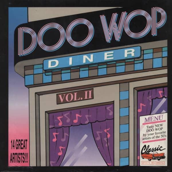 Doo Wop Diner Vol. 2 (Rotes Vinyl)