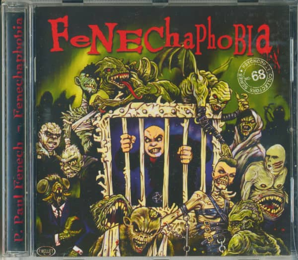 Fenechaphobia (CD Album)