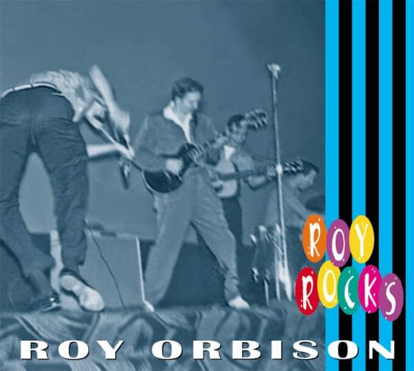 Roy Orbison - Roy Rocks