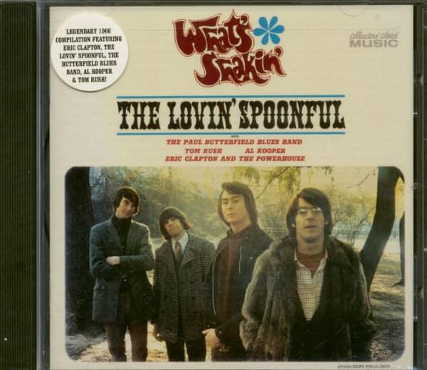 What's Shakin' (CD)