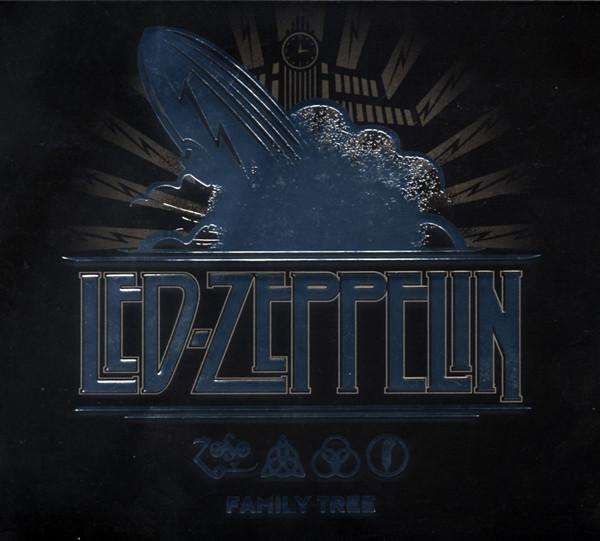 Led Zeppelin - Family Tree