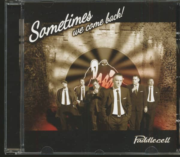 Sometimes We Come Back! (CD)