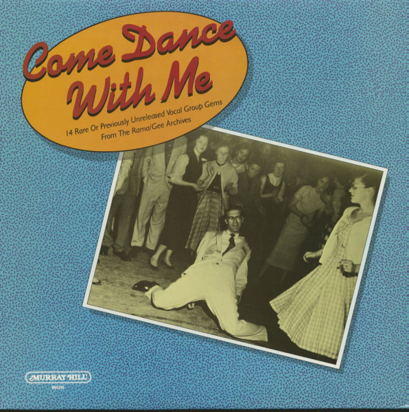 Come Dance With Me (LP)