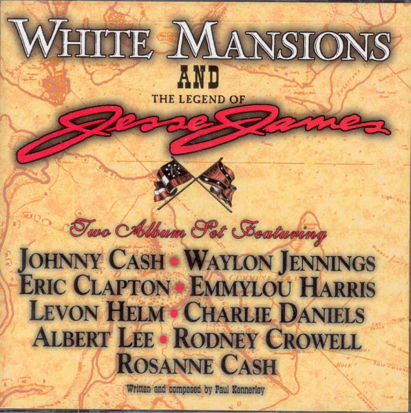 White Mansions - The Story Of Jesse James(2-CD)