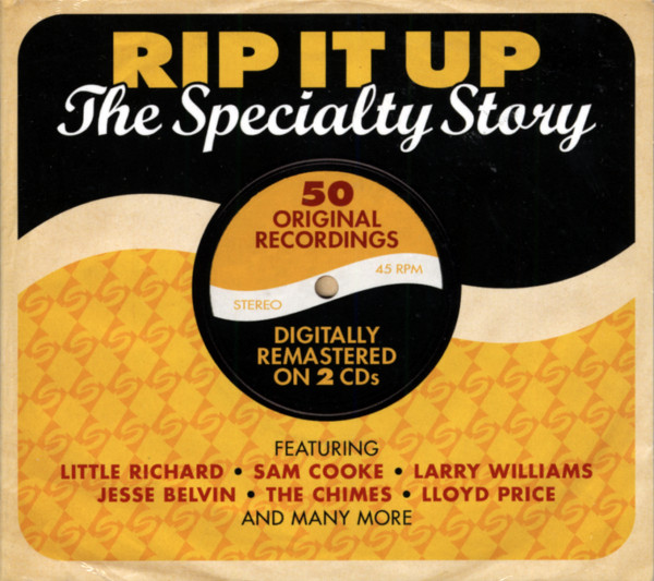 Rip It Up - The Specialty Story (2-CD)