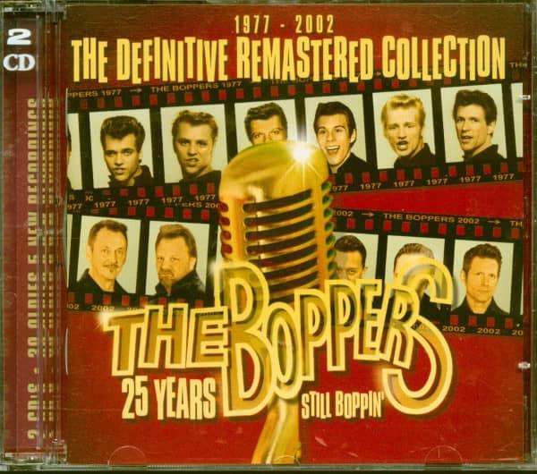 25 Years - Still Boppin' (2-CD)