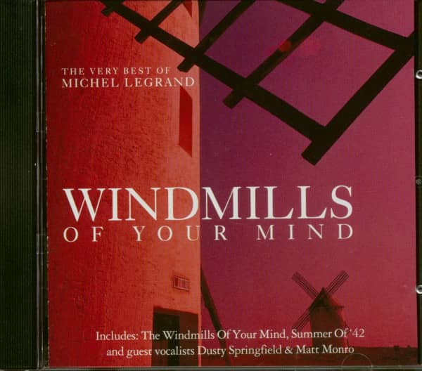Windmills Of Your Mind (CD)