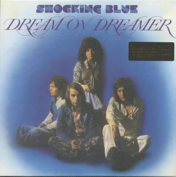 Dream On Dreamer (LP, 180g Vinyl)