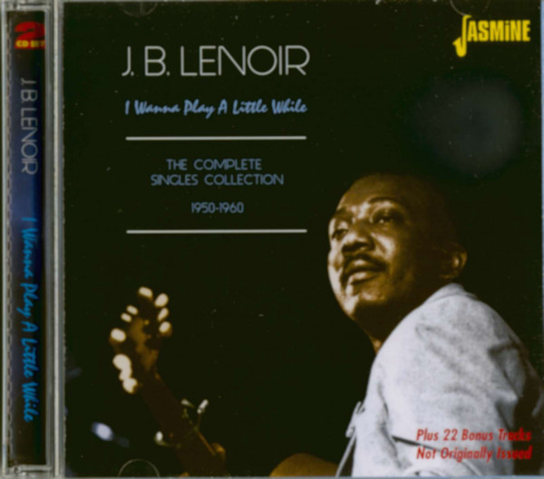 I Wanna Play A Little While - Complete Singles 1950-60 (2-CD)