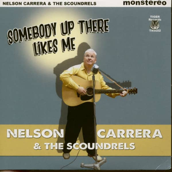Somebody Up There Likes Me (LP, 10inch)