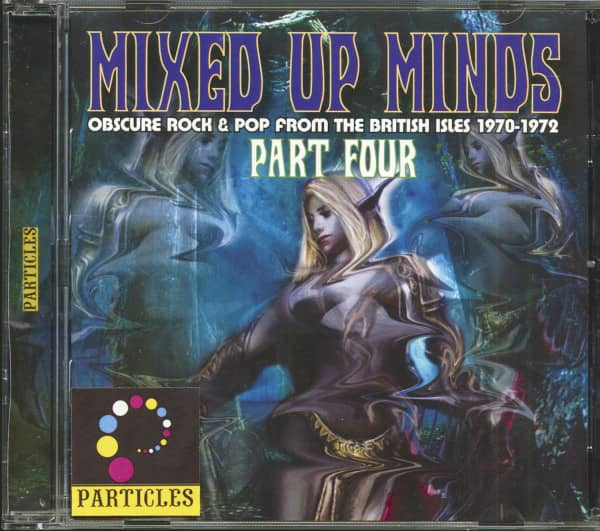 Mixed-Up-Minds - Part 4 (CD)