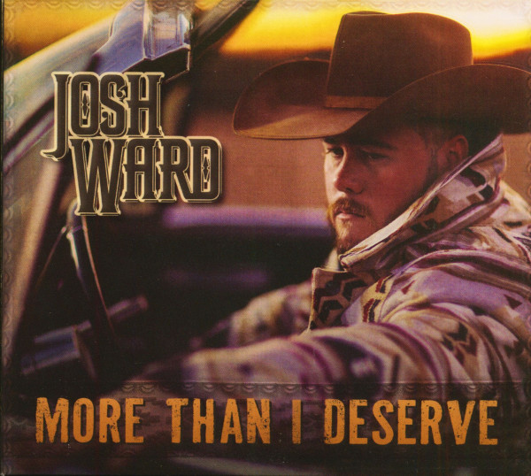 More Than I Deserve (CD)