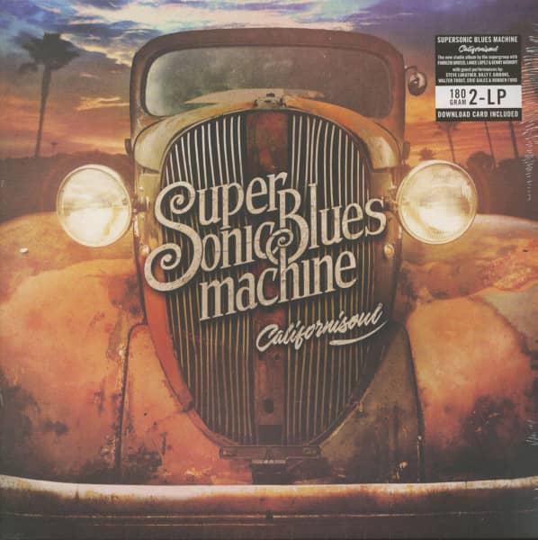 Californisoul (2-LP, 180g Vinyl)