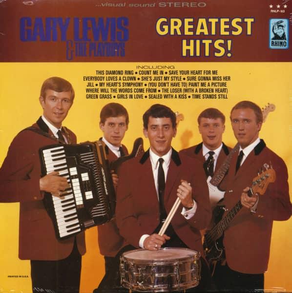 Greatest Hits! (LP)