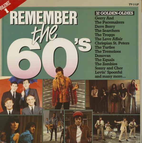 Remember The 60's Vol.1 (2-LP)