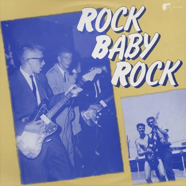 Rock Baby Rock (LP)