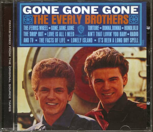Sing Great Country Hits - Gone Gone Gone (CD)