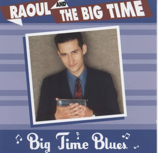 Big Time Blues