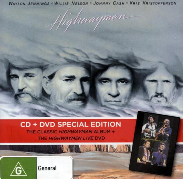Highwayman - Highwaymen Live (CD+DVD)