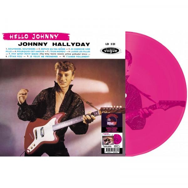 Hello Johnny (LP, Colored Vinyl, Ltd.)