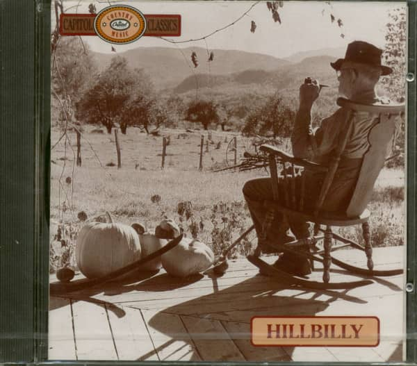 Capitol Country Music Classics - Hillbilly (CD)