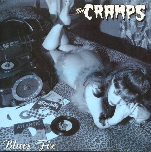 Blues Fix (10inch EP, 45rpm)