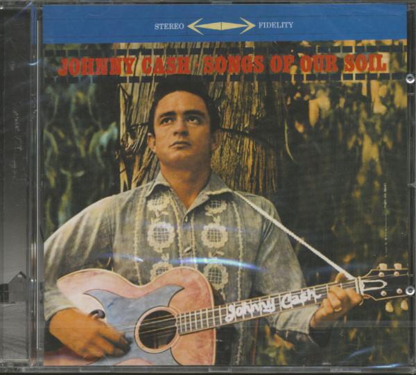 Songs Of Our Soil...plus (CD)