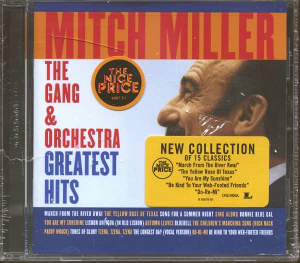 The Gang & Orchestra - Greatest Hits (CD)