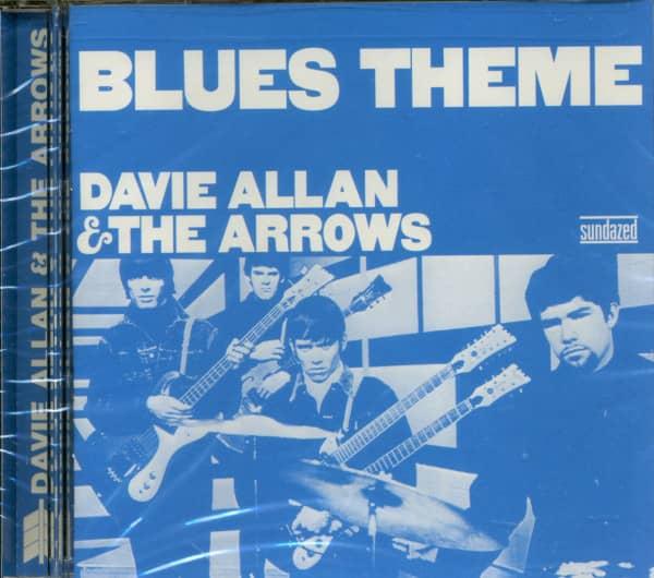 Blues Theme ...plus (CD)