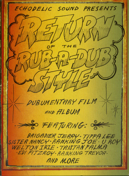 Return Of The Rub-A-Dub Style (CD & DVD)