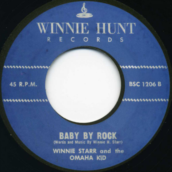 Rugged But Right b-w Baby By Rock 7inch, 45rpm