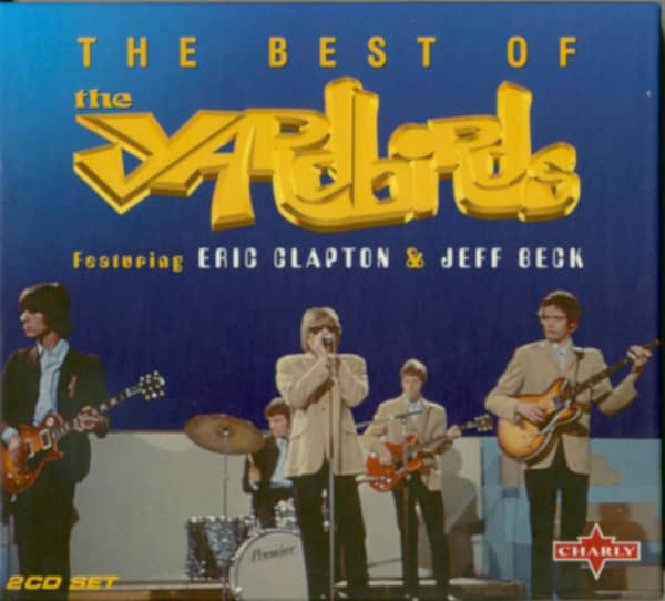 Best Of The Yardbirds feat. Eric Clapton & Jeff Beck (2-CD)