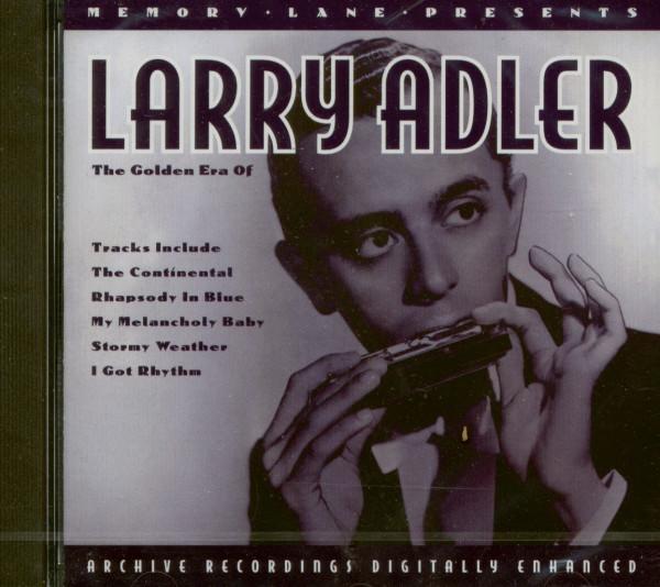Golden Era Of Larry Adler (CD)