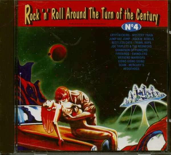 Rock & Roll Around The Turn Of Century Vol.4