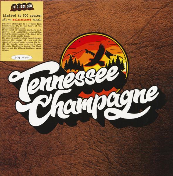 Tennessee Champagner (LP, Colored Vinyl, Ltd.)