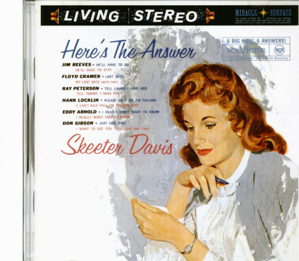 Here's The Answer (CD)