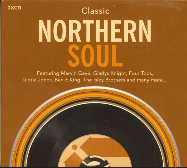 Classic Northern Soul (3-CD)